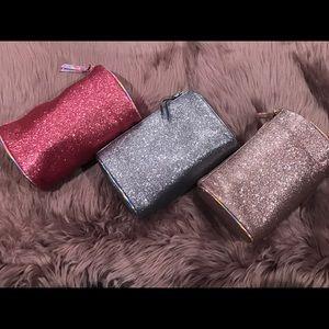 Handbags - Glitter Cosmetics Bag